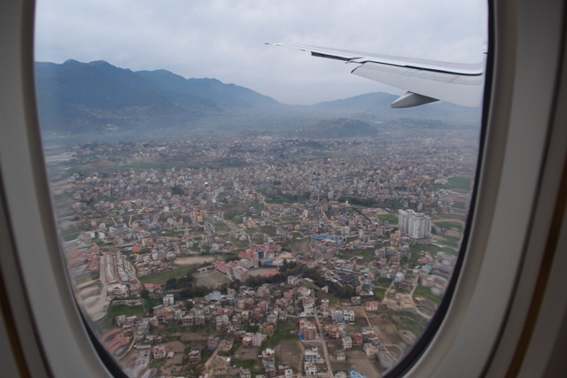 Most welcome in Nepal!